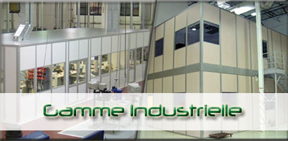 Gamme industrielle