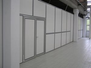 cloison aluminium amovible cloison modulaire cloison