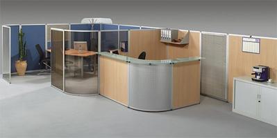 cloison aluminium amovible cloison de bureau bureau datelier